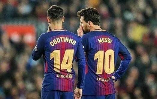 تشكيلة برشلونة الرسمية لمواجهة ريال مدريد