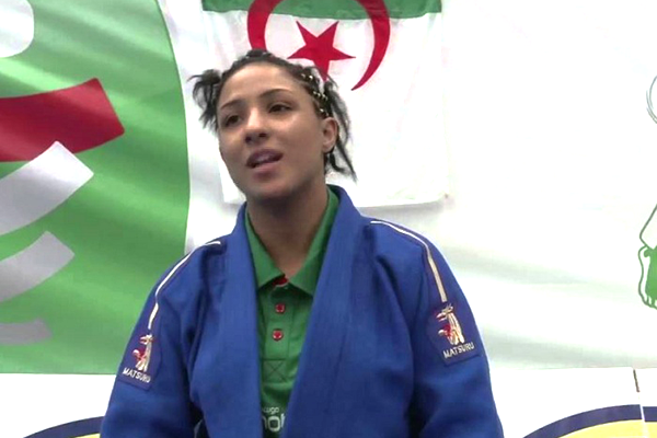 بطلة جزائرية تنسحب من بطولة العالم للجيديو بأكادير بسبب المشاركة الاسرائيلية