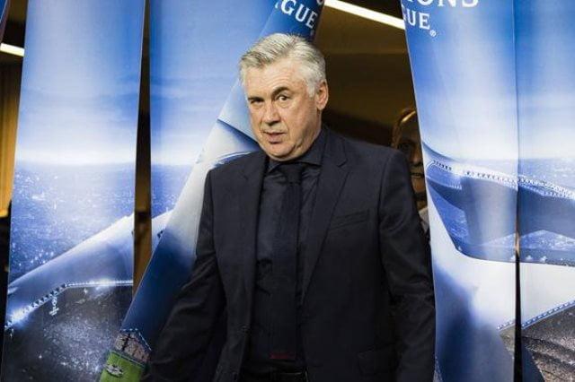 أنشيلوتي يرشح برشلونة والريال لبلوغ نصف نهائي دوري الأبطال