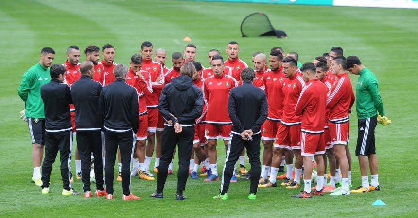 المنتخب المغربي يطير غدا إلى إيطاليا
