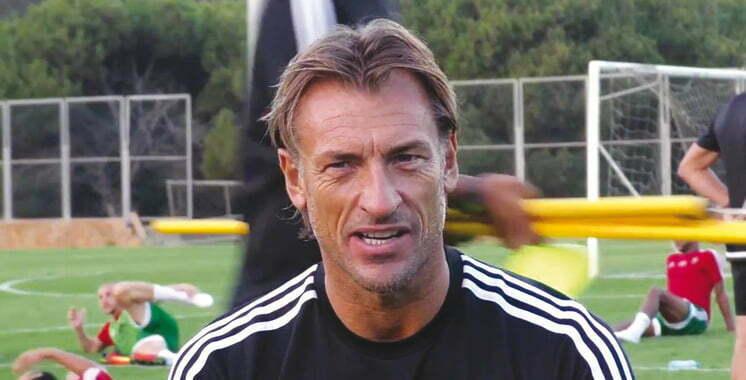 هيرفي رونار يرفض تجديد عقده مع المنتخب المغربي