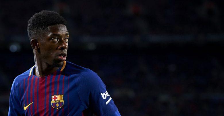 عثمان ديمبلي يحسم موقفه من الرحيل عن برشلونة