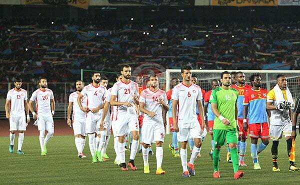 28 لاعبا في قائمة منتخب تونس للمعسكر القادم استعدادا لمونديال روسيا
