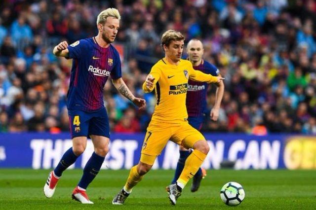 سبورت: برشلونة يحسم صفقة جريزمان والإعلان الرسمي يوم الأثنين