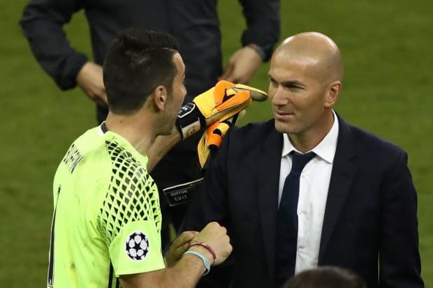 هذا ما قاله بوفون عن مواجهة ريال مدريد