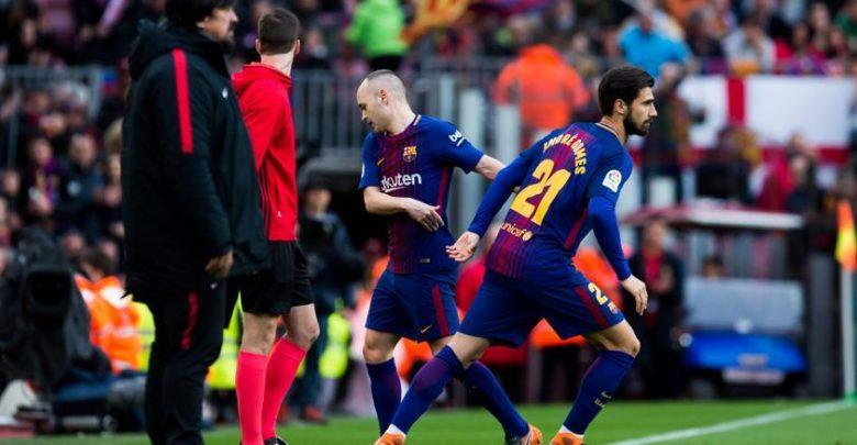 برشلونة بدون 4 نجوم أمام تشيلسي