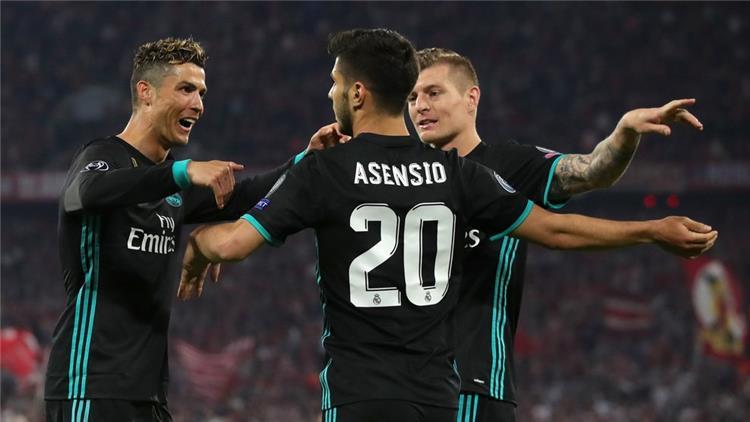 أهداف مباراة ريال مدريد وبايرن ميونخ 2-1 دوري أبطال أوروبا 25-4-2018