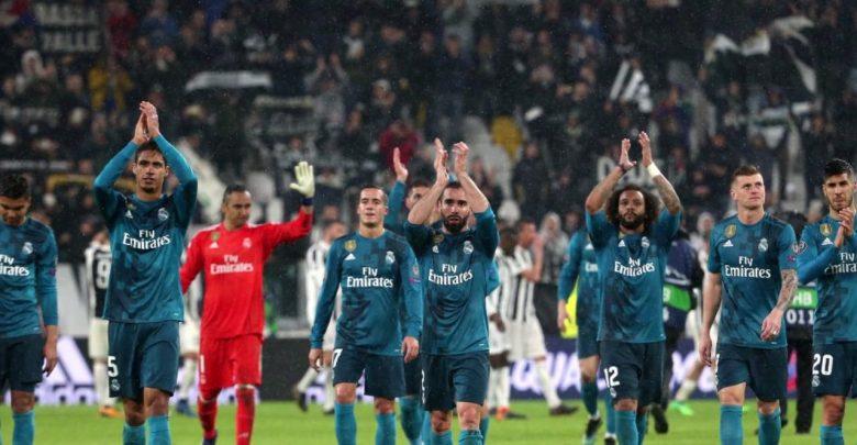نجم ريال مدريد يغيب عن مبارتي بايرن ميونيخ وبرشلونة