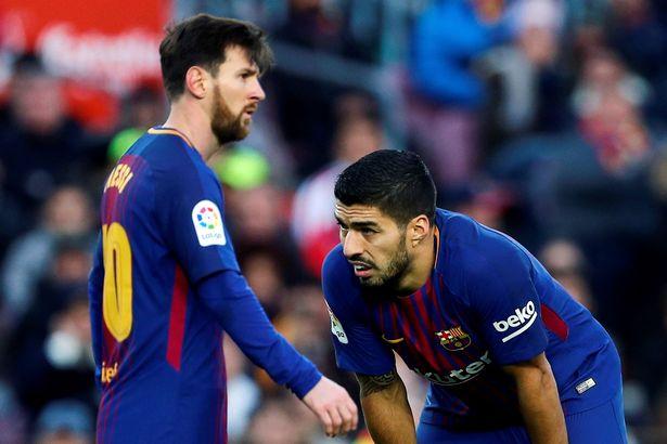 هويسكا ضد برشلونة.. ميسي وسواريز أبرز الغائبين عن قائمة البارسا