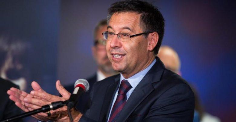 رئيس برشلونة يصدم الجماهير بشأن صفقة نيمار