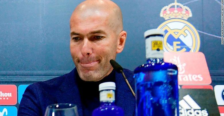مدرب مفاجيء يدخل مدار ريال مدريد