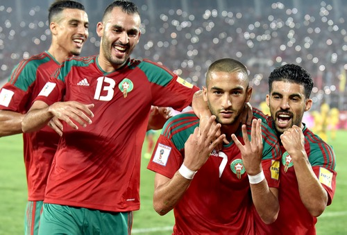 نجم الأسود قد يغيب عن مباراة المغرب وايران