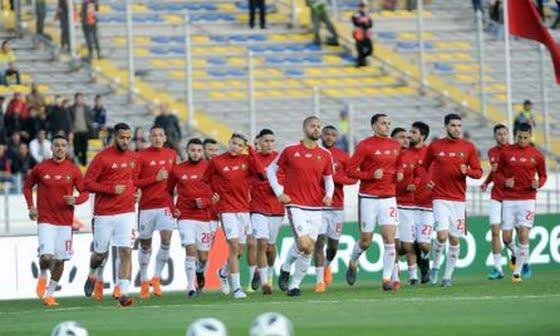 لاعبو المنتخب المغربي توصلوا بهذه المكافأة من الجامعة قبل المونديال
