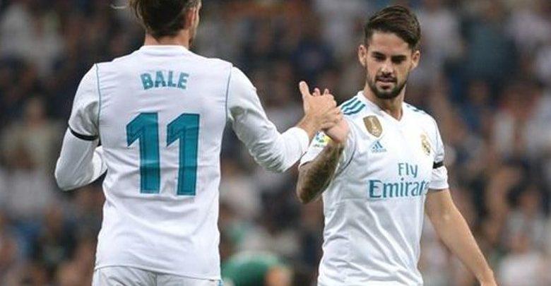 عودة إيسكو ومارسيلو لقائمة ريال مدريد ضد ليفانتى فى الليجا