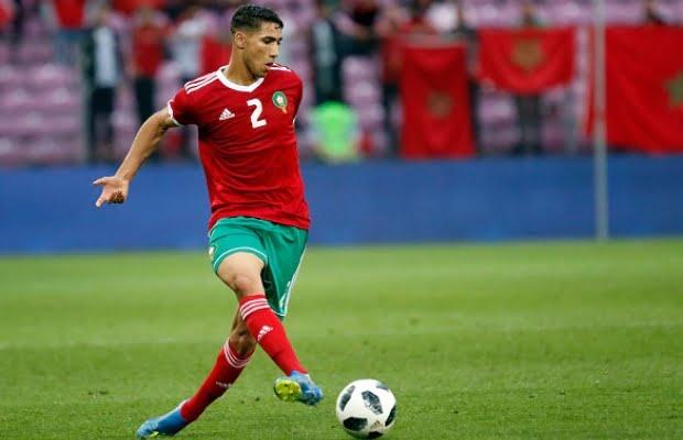بعد مشاركته في مونديال روسيا مع المنتخب المغربي .. هذه هدية مدرب ريال مدريد لأشرف حكيمي