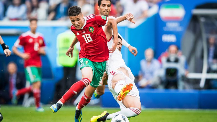 أمين حاريث يتفوق على اللاعبين العرب في كأس العالم