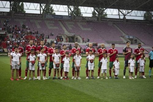 المنتخب المغربي يفوز وديا على سلوفاكيا استعدادا للمونديال