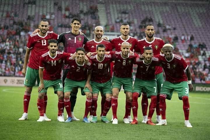 التشكيلة المحتملة للمنتخب المغربي امام البرتغال