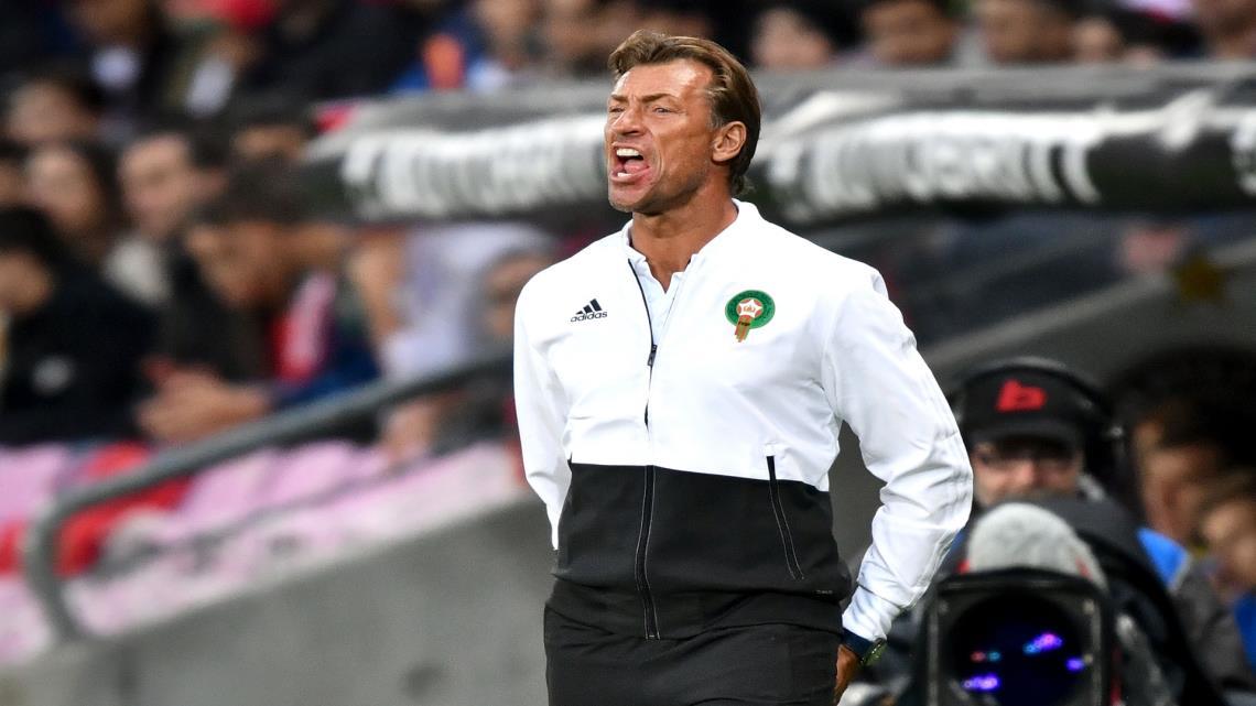هيرفي رونارد يخفي مفاجأة مفرحة للمغاربة في مونديال روسيا 2018