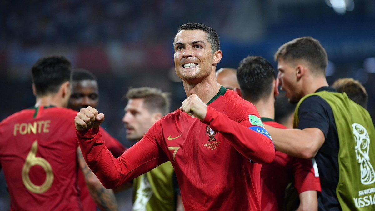 هاتريك كريستيانو رونالدو يقود البرتغال لخطف تعادل درامي أمام إسبانيا