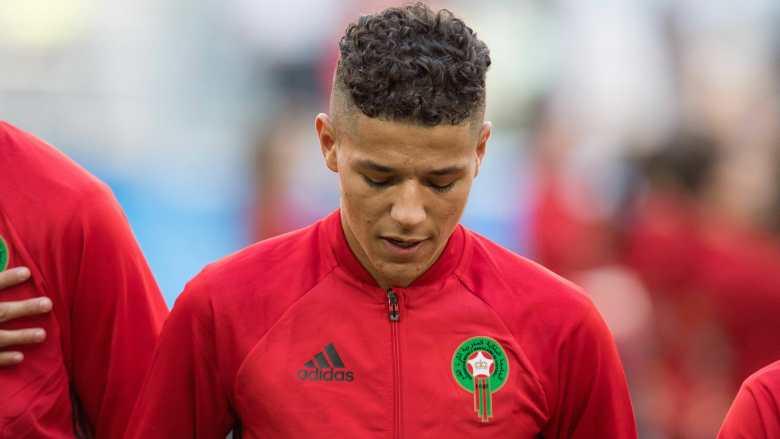 ولاية أمن مراكش تخرج ببيان رسمي بخصوص الحادث المميت الذي ارتكبه لاعب المنتخب أمين حاريت
