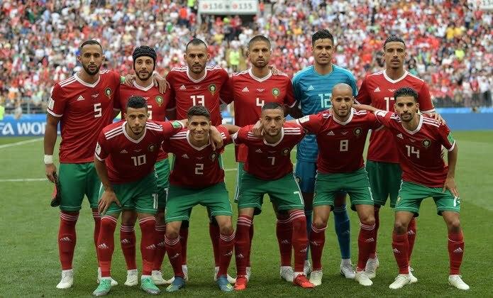 بعض لاعبي المنتخب المغربي سيعتزلون بعد مباراة المغرب واسبانيا مونديال روسيا