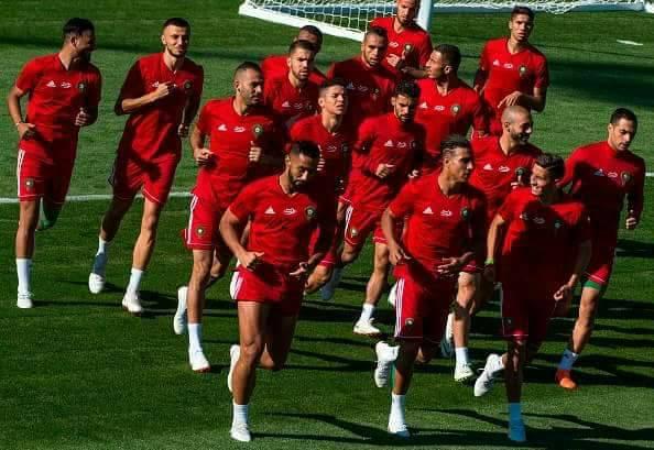 المنتخب المغربي يصل القاهرة 18 يونيو للمشاركة فى أمم أفريقيا