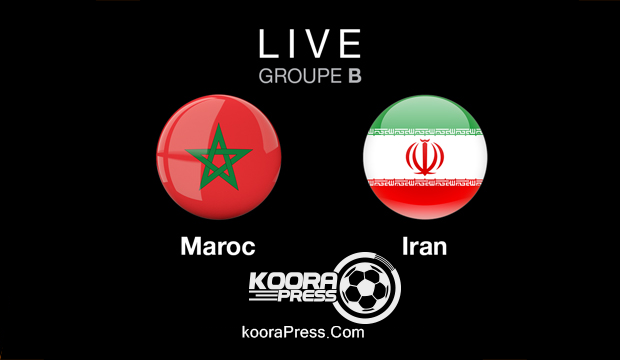 موعد مباراة المغرب وإيران في مونديال كأس العالم 2018 بروسيا