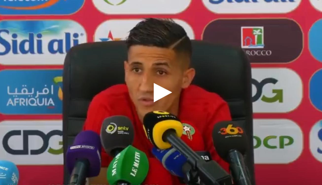 فيصل فجر: لانخاف رونالدو و سندخل المباراة لإسعاد الجماهير