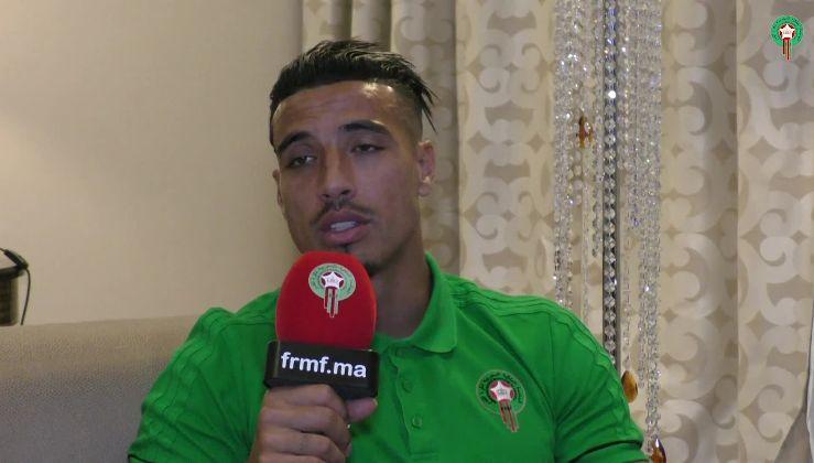 تصريح للاعب نبيل درار قبل مباراة المنتخب الوطني أمام البرتغال
