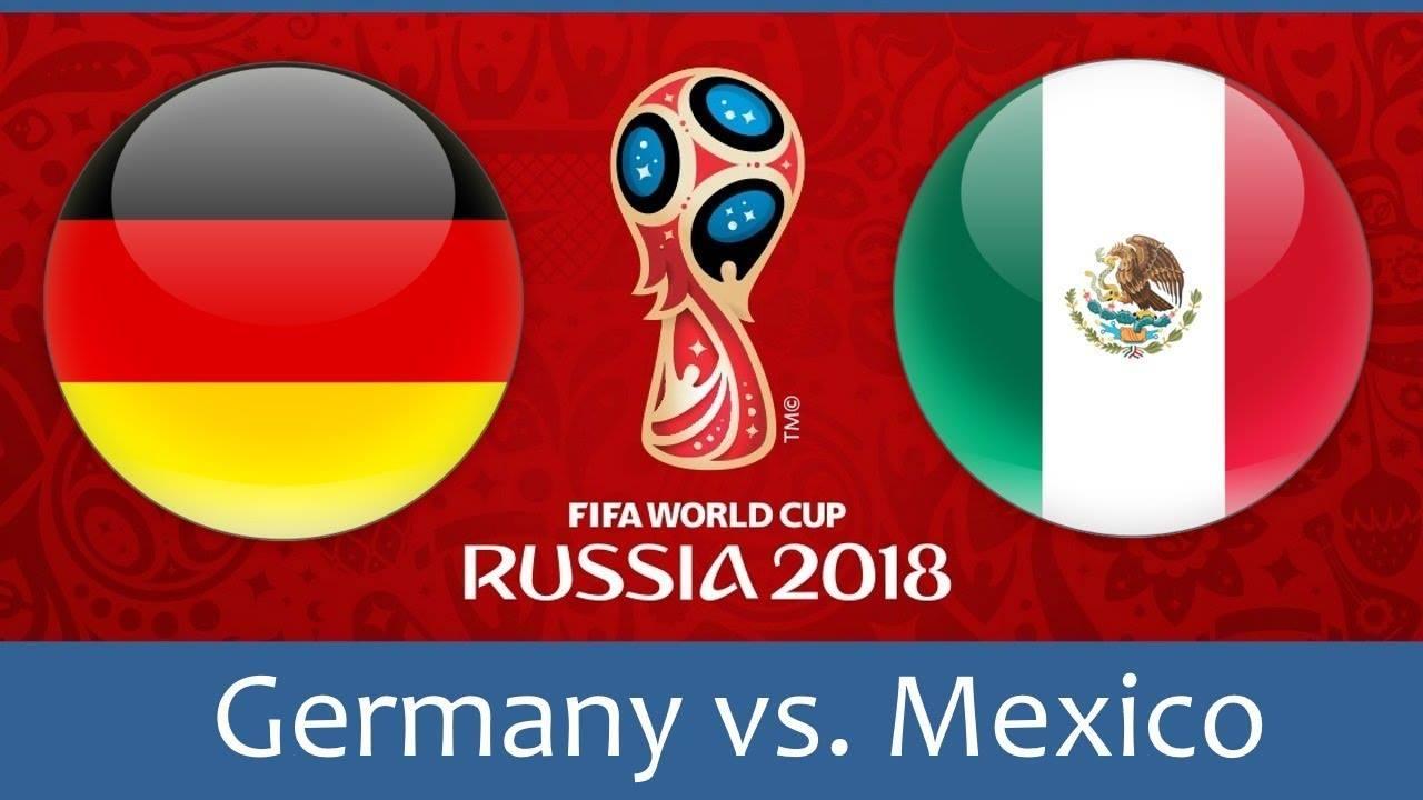 موعد مباراة المانيا والمكسيك و القنوات المفتوحة الناقلة للمباراة في كاس العالم 2018