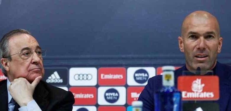 رحيل زيدان يحرم ريال مدريد من صفقتين من العيار الثقيل