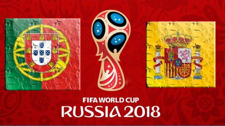 موعد مباراة البرتغال وإسبانيا