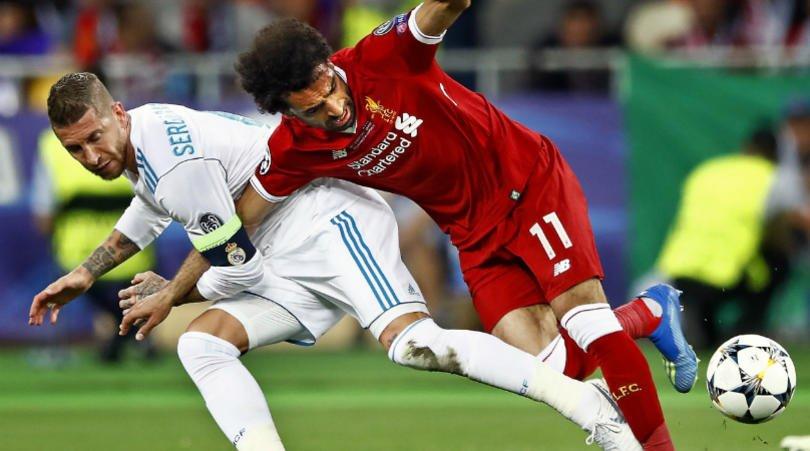 مدافع منتخب روسيا يتوعد محمد صلاح بأستخدام طريقة راموس لإيقافه في كأس العالم