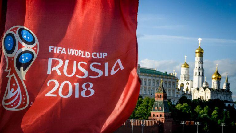جدول مباريات كأس العالم 2018 بتوقيت غرينتش
