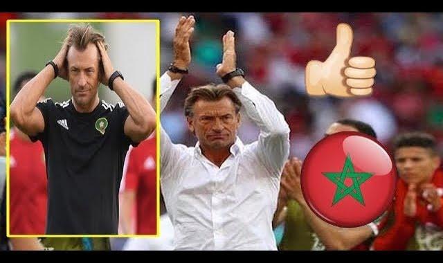 هيرفي رونار يُقر .. لا أعيش حياةً طبيعية في المغرب لهذا السبب !!