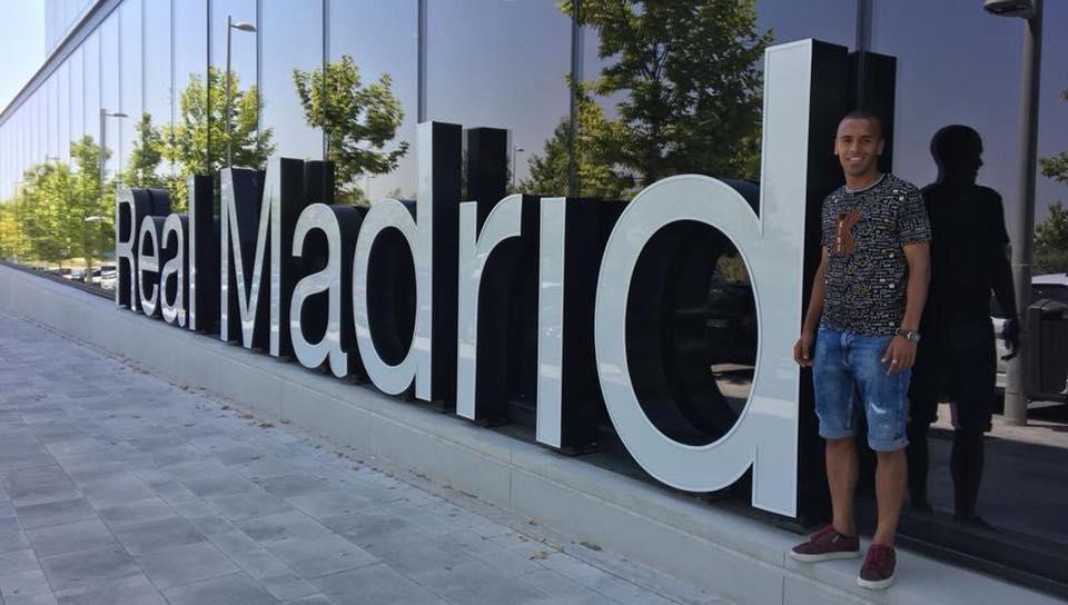 ريال مدريد يتعاقد رسميا مع لاعب مغربي