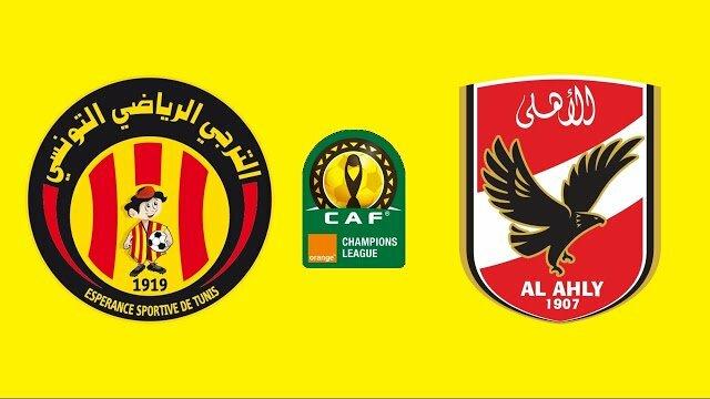موعد مباراة الاهلى والترجى التونسى فى بطولة افريقيا 2018 والقنوات الناقلة لها