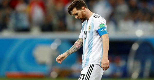 في قرار مفاجئ .. ميسي يترك منتخب الأرجنتين