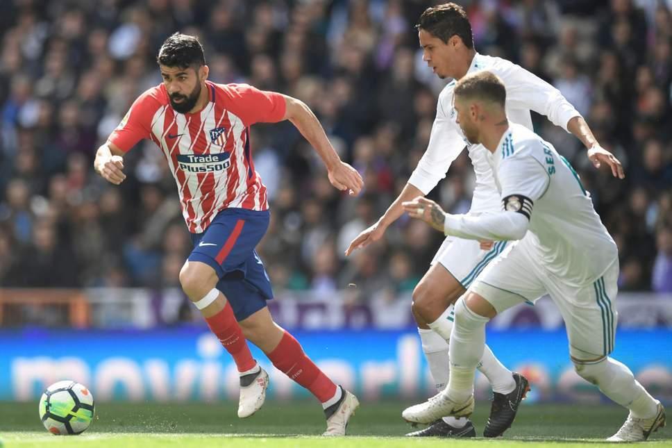 موعد مباراة ريال مدريد واتليتكو مدريد في السوبر الأوروبى اليوم الاربعاء والقنوات الناقلة للمباراة