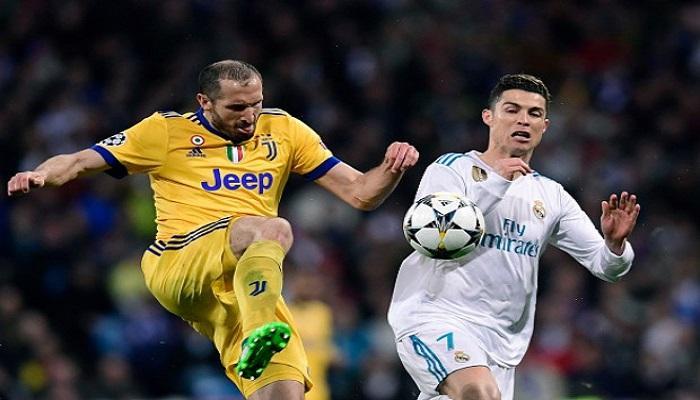 كيلليني سعيد بغياب رونالدو عن موقعة إيطاليا والبرتغال