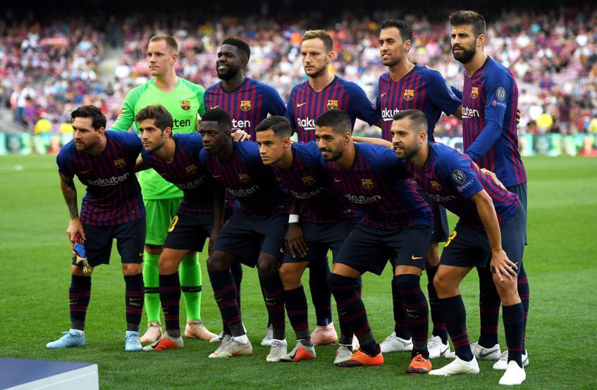 مفاجأة في قميص برشلونة في الموسم المقبل