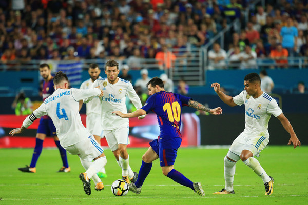 تحديد موعد كلاسيكو برشلونة وريال مدريد في ذهاب الدوري الإسباني