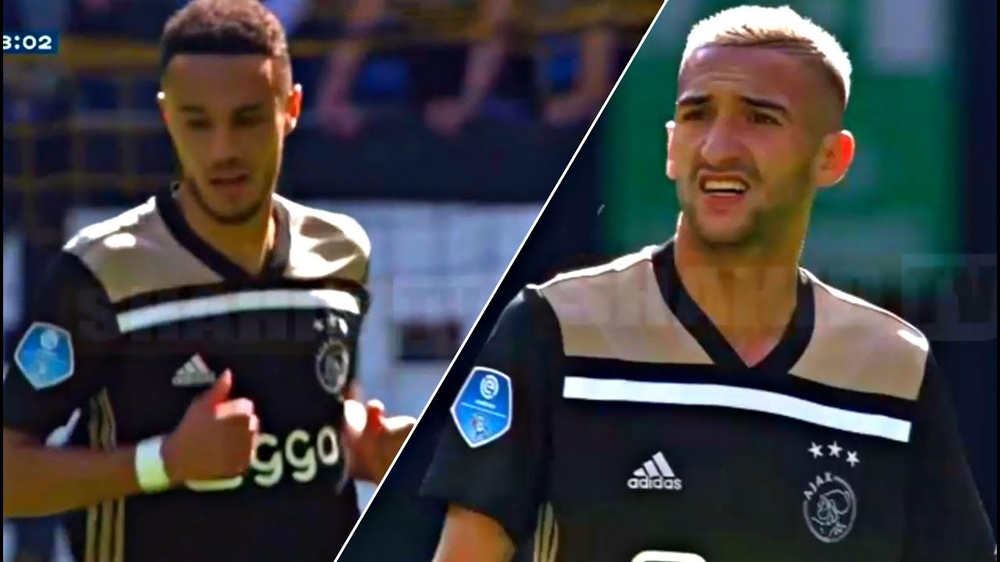 الثنائي المغربي زياش ومزراوي يواصلان التألق ويقودان فريقهما للانتصار
