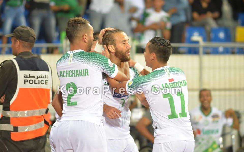 الرجاء يتعادل مع سلام زغرتا اللبناني ويتأهل إلى ربع نهائي كأس العرب