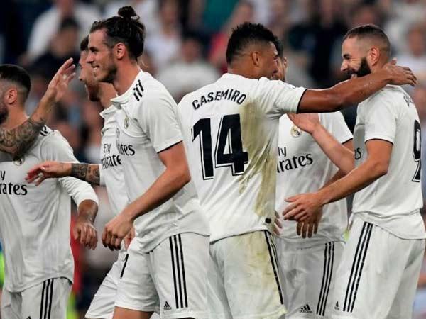 ريال مدريد يكتسح ليجانيس برباعية ويتصدر الدوري الإسباني