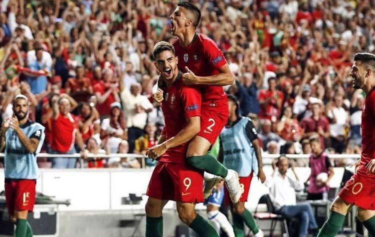 البرتغال تفوز على إيطاليا بهدف دون مقابل