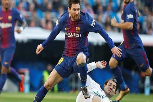 تحديد موعد مباراة الكلاسيكو بين برشلونة وريال مدريد