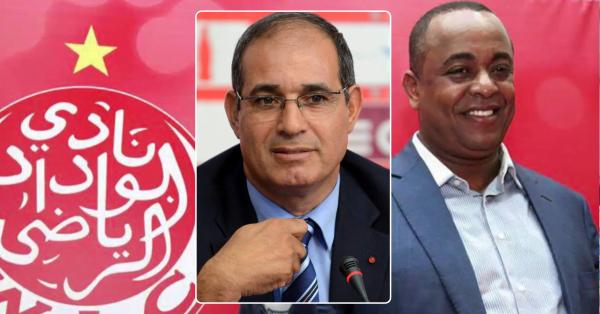 الناصيري يفاوض بادو الزاكي من أجل تدريب نادي الوداد الرياضي