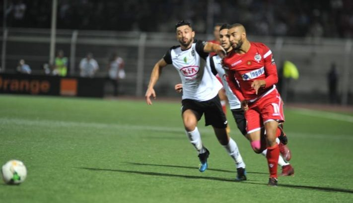 موعد مباراة الوداد الرياضي و وفاق سطيف بدوري أبطال أفريقيا والقنوات الناقلة